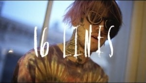 [Music Video] Lil Peep – 16 Lines